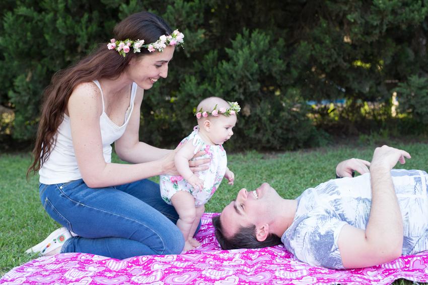 Fotografías familias